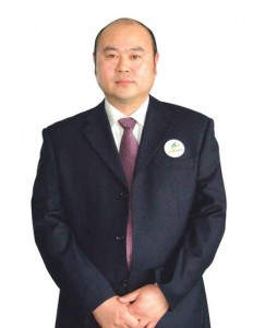 Основатель ХуаШэн г-н Ли Вей.